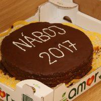 Das Objekt der Begierde: die Naboj-Torte