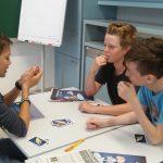 Stefan, Felix und Simon testen ihr Allgemeinwissen