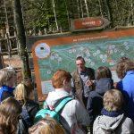 Erklärungen im Wildpark