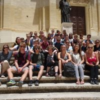 Group picture in Gozo