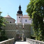 ... in Schloss Weinberg ...