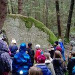 Wanderung durch den Bömerwald zum Russenstein