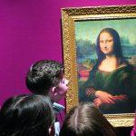 Mona Lisa hautnah