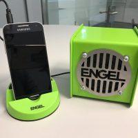 Aktivbox für Smartphones und Mp3 Player