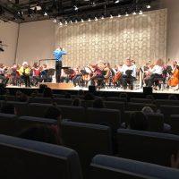 Das junge Orchester aus Linz und Prag