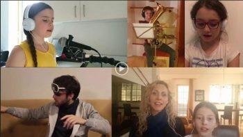 Permalink auf:Singing against Corona …